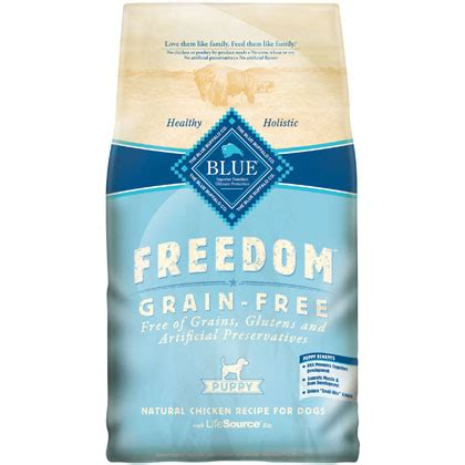 blue buffalo freedom puppy blue buffalo freedom puppy food 1800petmeds