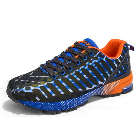 2016 brand temperament breathable running shoes