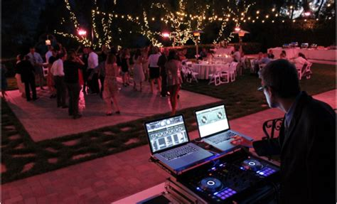 Wedding Dj by Things To Tell Your Wedding Dj To Make Their Easy