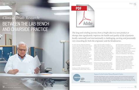 what is bench research clinical trials research between the lab bench and