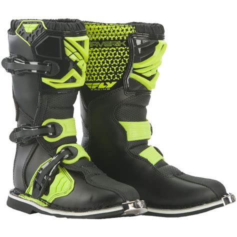 motocross youth boots fly racing 2016 youth maverik mx boots enduro motocross