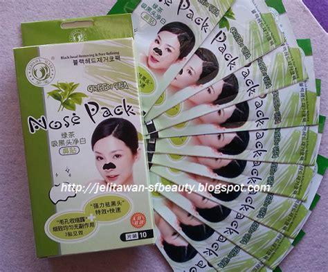 Masker Hidung razif and healty nose pack basmi bintik hitam