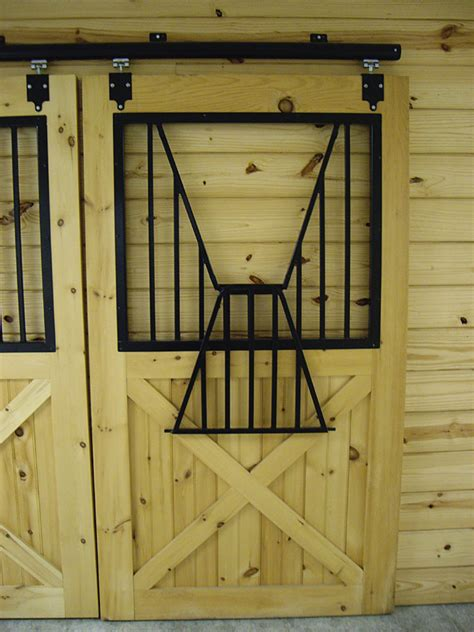Custom Built Wooden Aluminum Barn Doors Dutch Exterior Barn Stall Doors