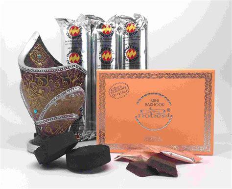 Bakhoor Mini mini bakhoor nabeel touch me incense gift set by nabeel