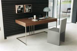 Modern Desk Furniture Small Office Space Decorating Ideas With Amazing Wooden Desk Modern For Stylish Home Office
