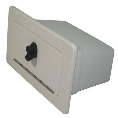 boat outfitters glove box teak isle glove box with bin 13770 50281