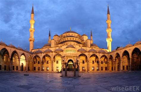 Ottoman Muslim What Is A Mosque With Pictures