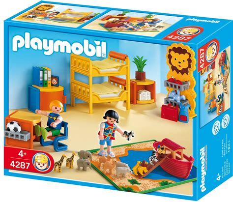 chambre de bébé playmobil playmobil 4287 jeu de construction chambre des