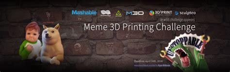 3d Meme - challenges cgtrader com