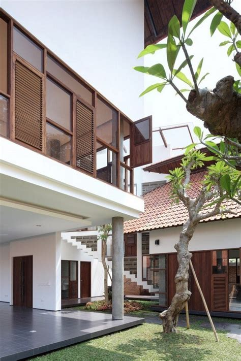 Savvy Design Home Jakarta Tropical House Design In The South Of Jakarta Distort