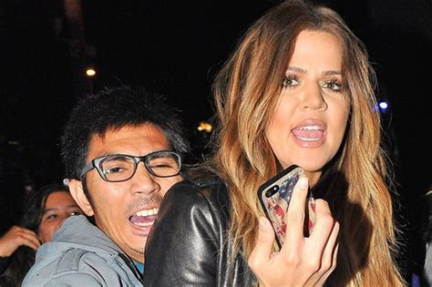khloe kardashian comforts mom kris jenner after transwoman slam awkward celebrity selfies kanye west takes most