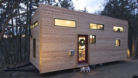 designing a tiny house elegant minimalist tiny house on wheels with staircase