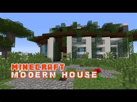 modern house 12 minecraft inspiration youtube minecraft inspiration modern house 3 youtube