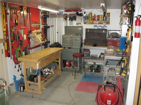 The Tool Crib by Season Of Shop Upgrades 1 Shop Improvements By Pj72