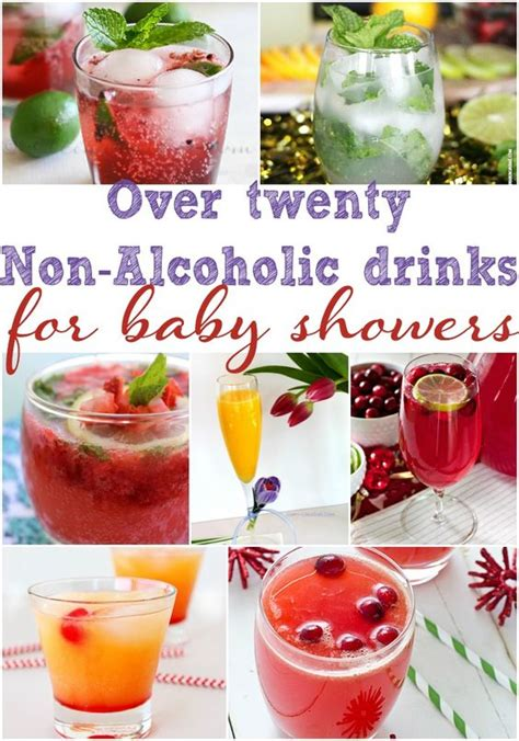 Come With Me Baby Shower Drinks by 20 Baby Shower Drinks Baby Shower Drinks Drinks