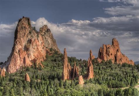 Garden Of The Gods Carolina Colorado Top 10 Attractions Best Places To Visit In