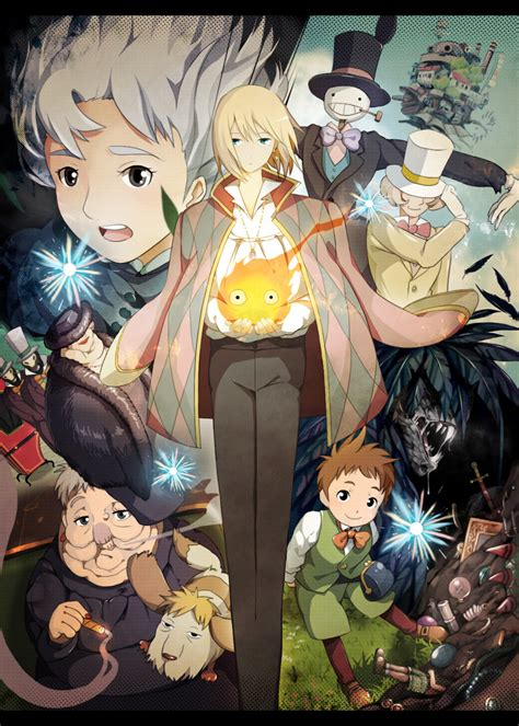 film ghibli wiki image gallery howls moving castle characters