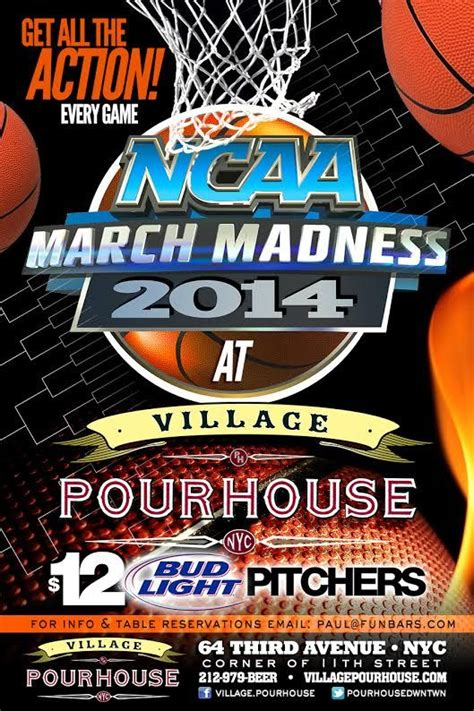pour house nyc 17 best images about rally day ideas for march madness on pinterest bat mitzvah