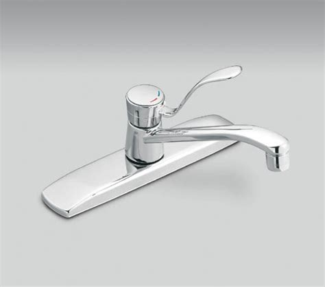 replacing single handle kitchen faucet moen single handle faucet repair faucets reviews