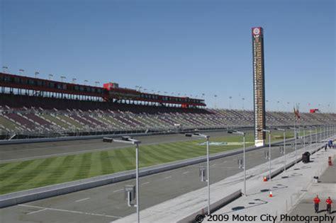california motor speedway speedway motorsports magazine