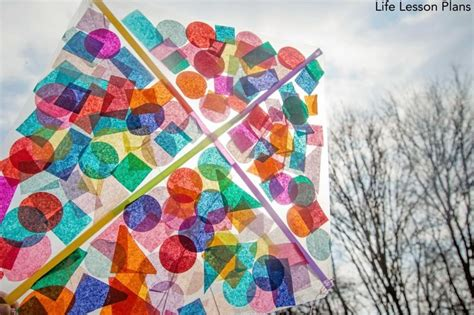 Contact Paper Crafts - 1000 images about confetti crafts ideas on