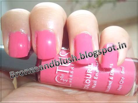07 Strawberry Milkshake Nail Bpom 10ml lotus herbals nail paint in strawberry shake cozy comforting