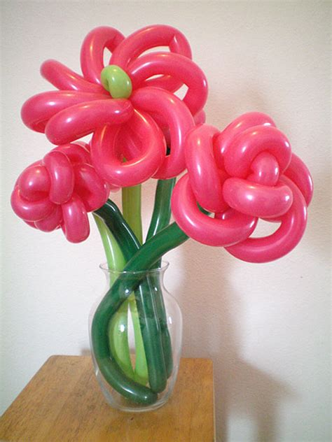flower decorating tips balloon twisting tips and tricks decoration ideas