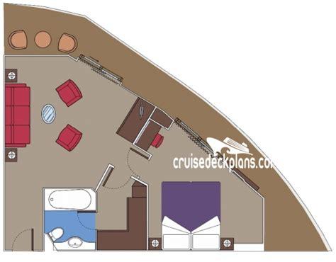 Msc Preziosa Cabin Plan by Msc Preziosa Deck Plans Diagrams Pictures