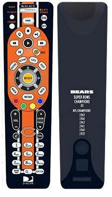 chicago bears fan site win a directv bears remote goggles on a chicago