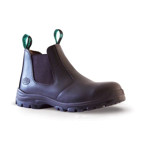 bata boots bata meteor steel cap boot size 6 bunnings warehouse