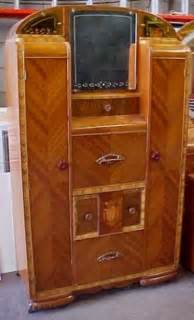 waterfall art deco bedroom furniture art deco cabinets foter