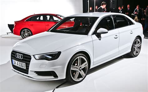A3 Audi 2015 by 2015 Audi A3 S3 Sedan Debuts A3 Hatch Phev Confirmed For