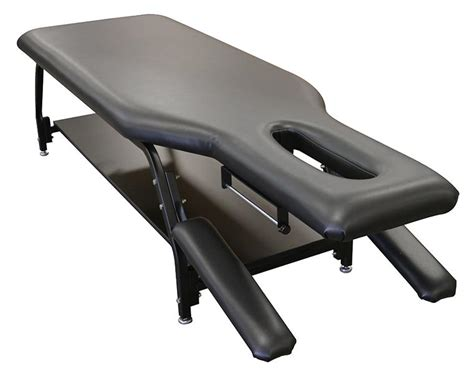 chiropractic benches eb8020 fixed bench phs chiropractic