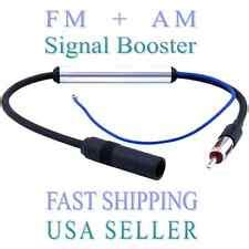 fm antenna booster  radio antennas ebay