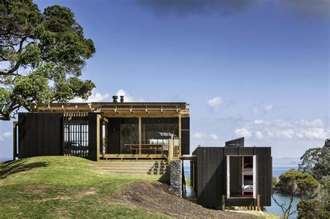 new zealand beach house designs castle rock beach house in new zealand
