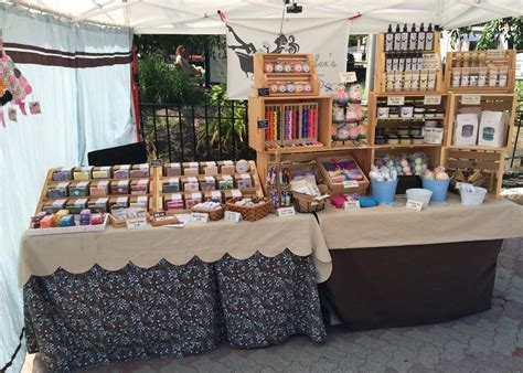 Handmade Marketplace Craft Show - display idea on soap display soaps and