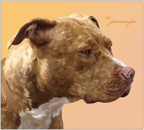 Homedesign 3d vector dog