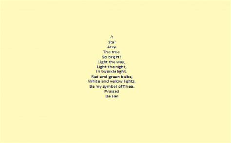 concrete poem template a concrete poem about a tree new calendar