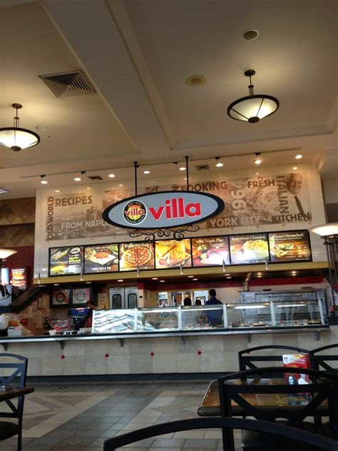 Indian River Court Search Villa Pizza In Indian River Mall Food Court Yelp