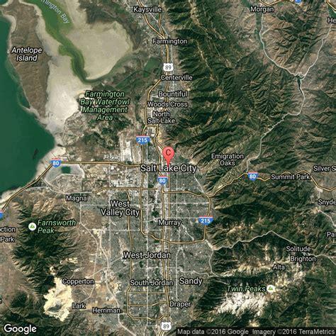 salt lake city map usa salt lake city seafood restaurants usa today