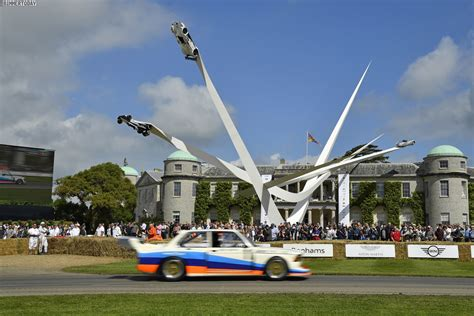 house of speed bmw beim goodwood festival of speed motorsport zeitreise
