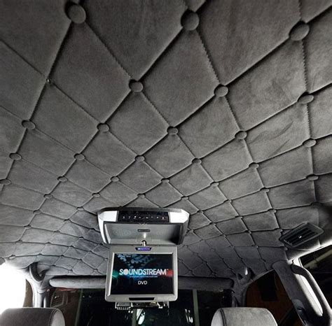 Car Interior Ceiling by 10 Cool Custom Headliners On Instagram