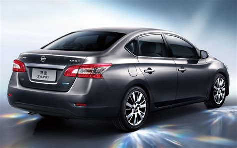 nissan sylphy price nissan sylphy sv bodykit black cabin for thailand image