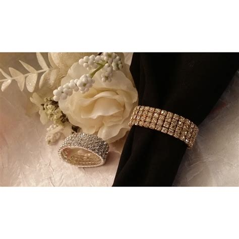 wedding accessories wedding favours bridal accessories gold napkin ring table decorations wedding accessories