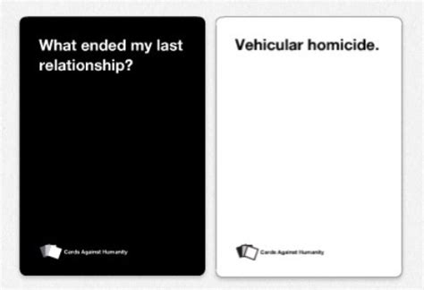 template cards against humanity review cards against humanity tabletop gamerfront