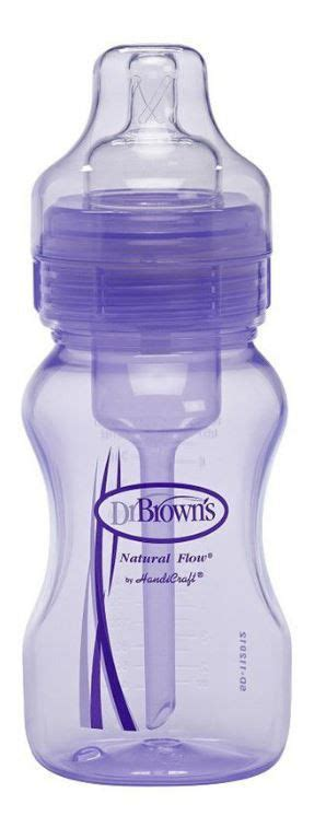 Dr Brown Wide Neck 240ml dr brown s dr brown s 240ml wide neck baby bottle
