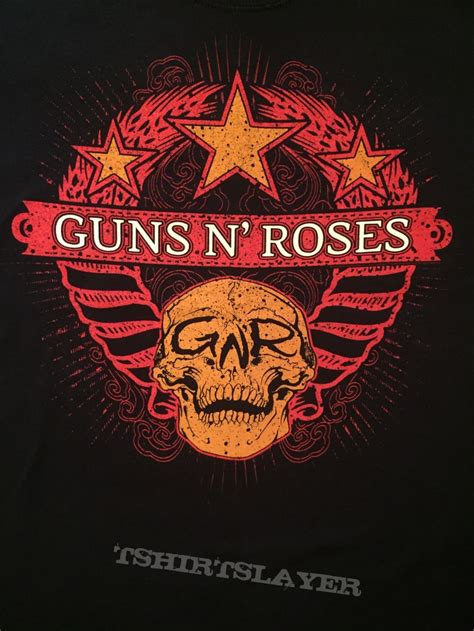 powerage5 s guns n roses guns n roses democracy 2010 tour shirt tshirt or