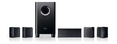 hs  surround sound small speaker package