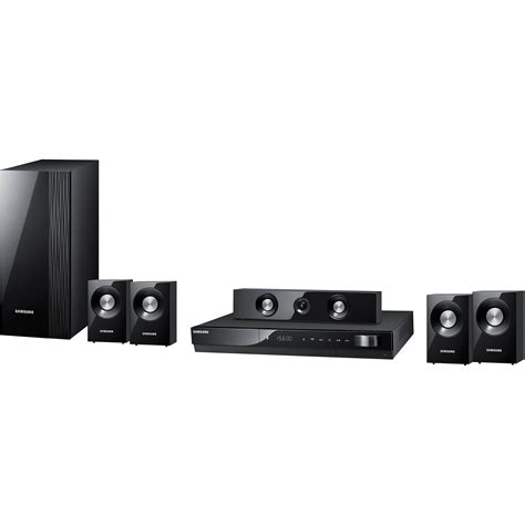 samsung ht c550 5 1 channel home theater system ht c550 b h