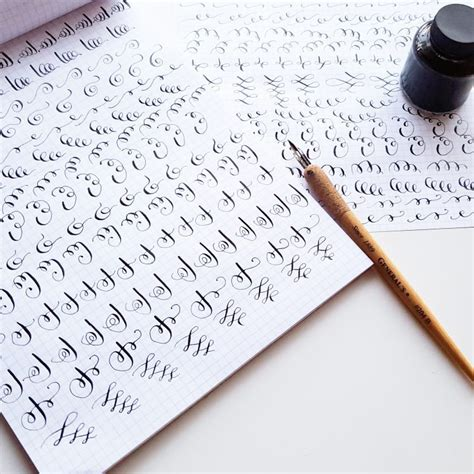 calligraphy handlettering for beginners beginner practice workbook for lettering and modern calligraphy with more than 40 different lettering fonts books 10 free lettering practice worksheets